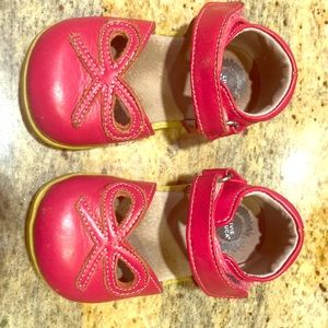 Livie and luca pink shoes